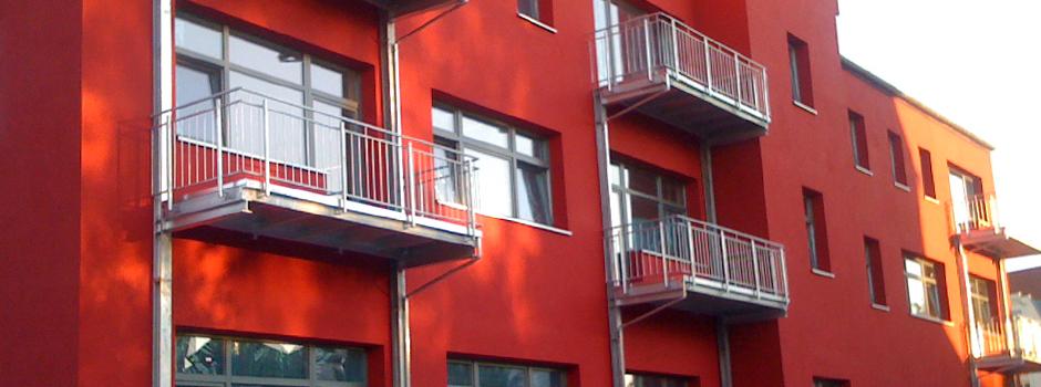 Balkonanlage 1