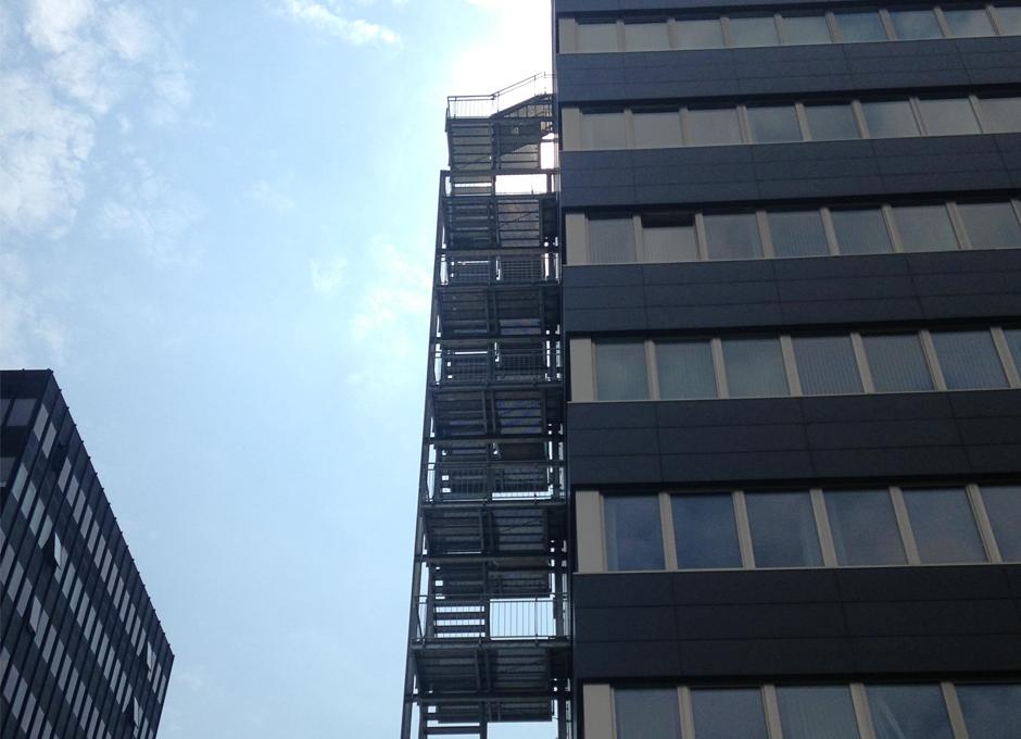 Treppenturm 1