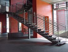 Innentreppen | Öffentliches Gebäude