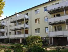 Balkonanlage | aufgeständert